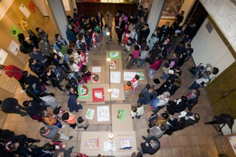 concurso y taller arquitectura infantil programa estonoesunsolar COAA