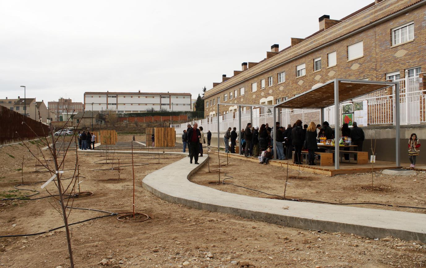 Urbanismo participativo estonoesunsolar for Casetas de huerto