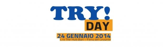 gravalosdimonte TRY DAY Regione Puglia