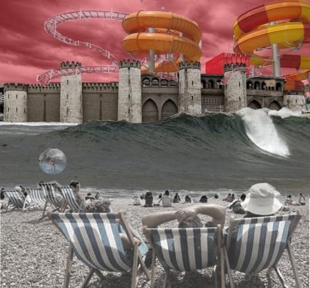 digital beach Gravalos Di Monte #LAB2024 Zaragoza Activa