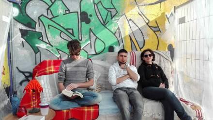estonoesunsolar workshop estonoesunsparque #nontiservo 2 Gaia Sgaramella