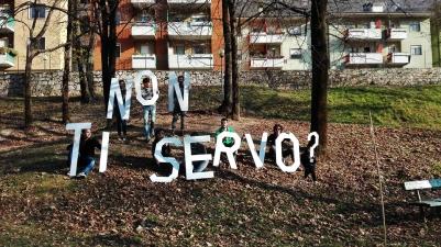 estonoesunsolar workshop estonoesunsparque #nontiservo Gaia Sgaramella
