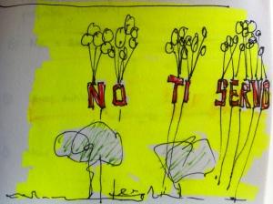 estonoesunsolar workshop estonoesunsparque #nontiservo